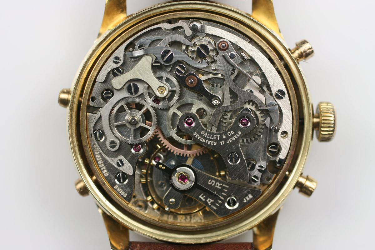 Gallet watch