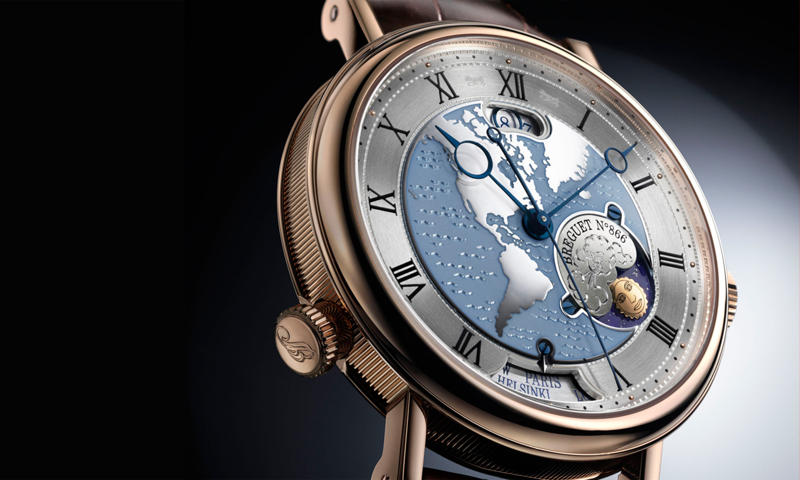 Most Expensive Watch In The World With Price >> Breguet watches - Watches History